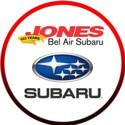 Jones Subaru